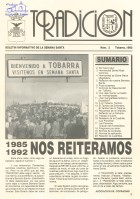 Tradición nº2 - 1992
