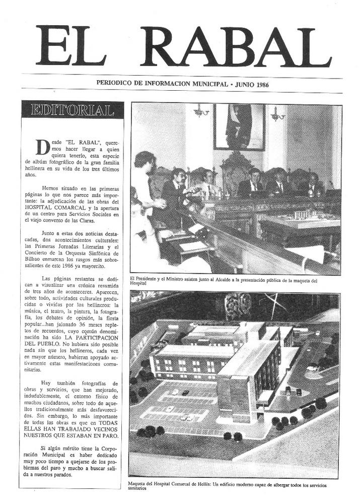 El Rabal - Junio 1986