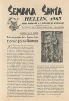 Boletín Informativo de la Federación de Hermandades - 1963 - n3