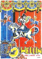 Programa de la Feria de Hellín - 1979