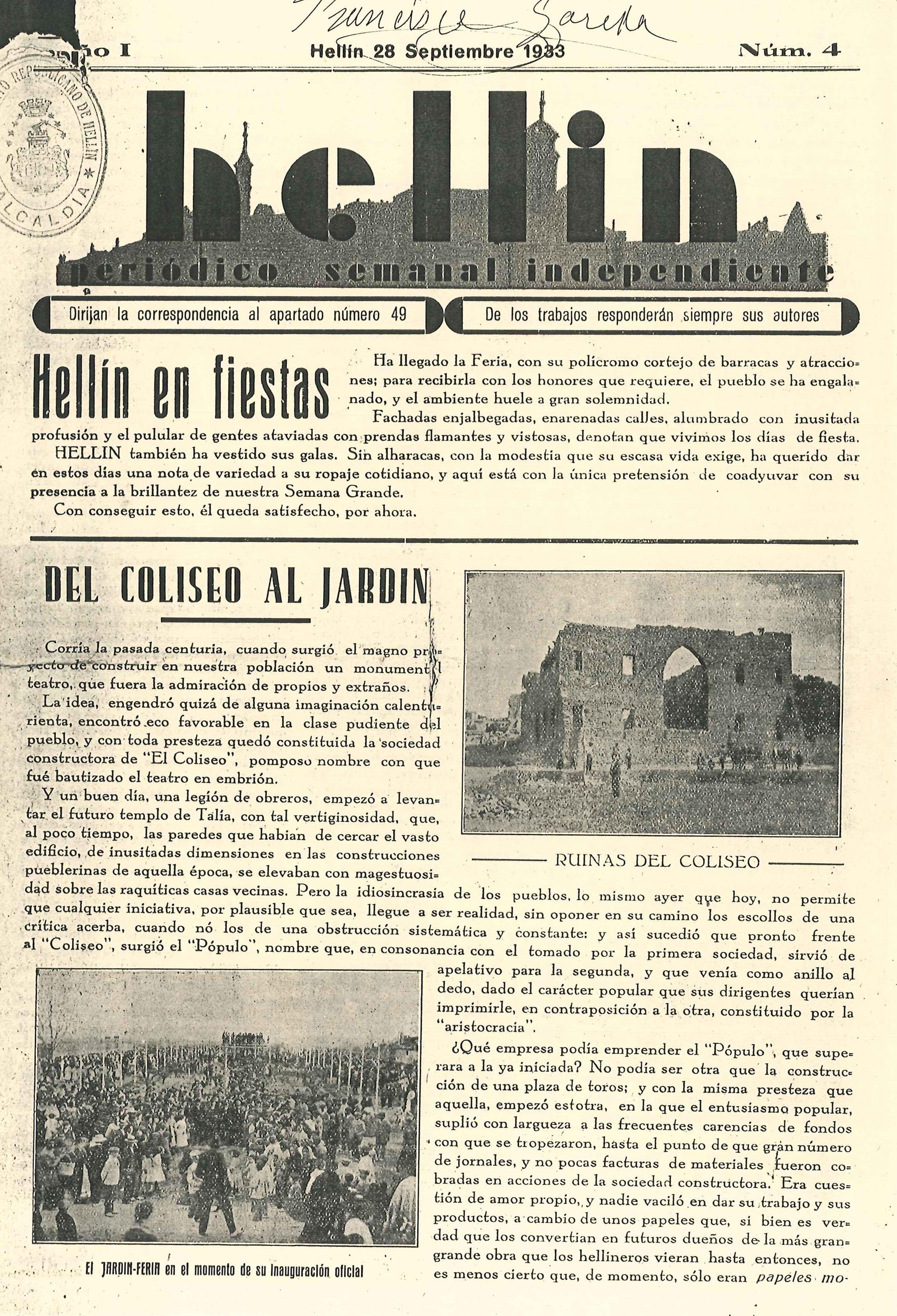 Hellín - nº 004