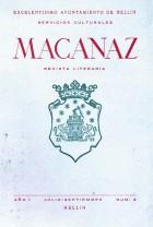 Macanaz 3 - julio septiembre 1952