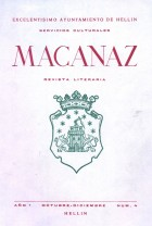 Macanaz 4 - octubre diciembre 1952