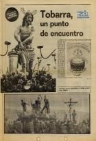 Semana Santa de Tobarra - 1984