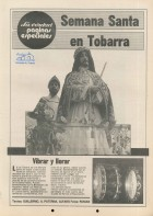 Semana Santa de Tobarra - 1986