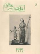El último redoble - Boletín quincenal de información de la Federación de Hermandades - 1959 - n2