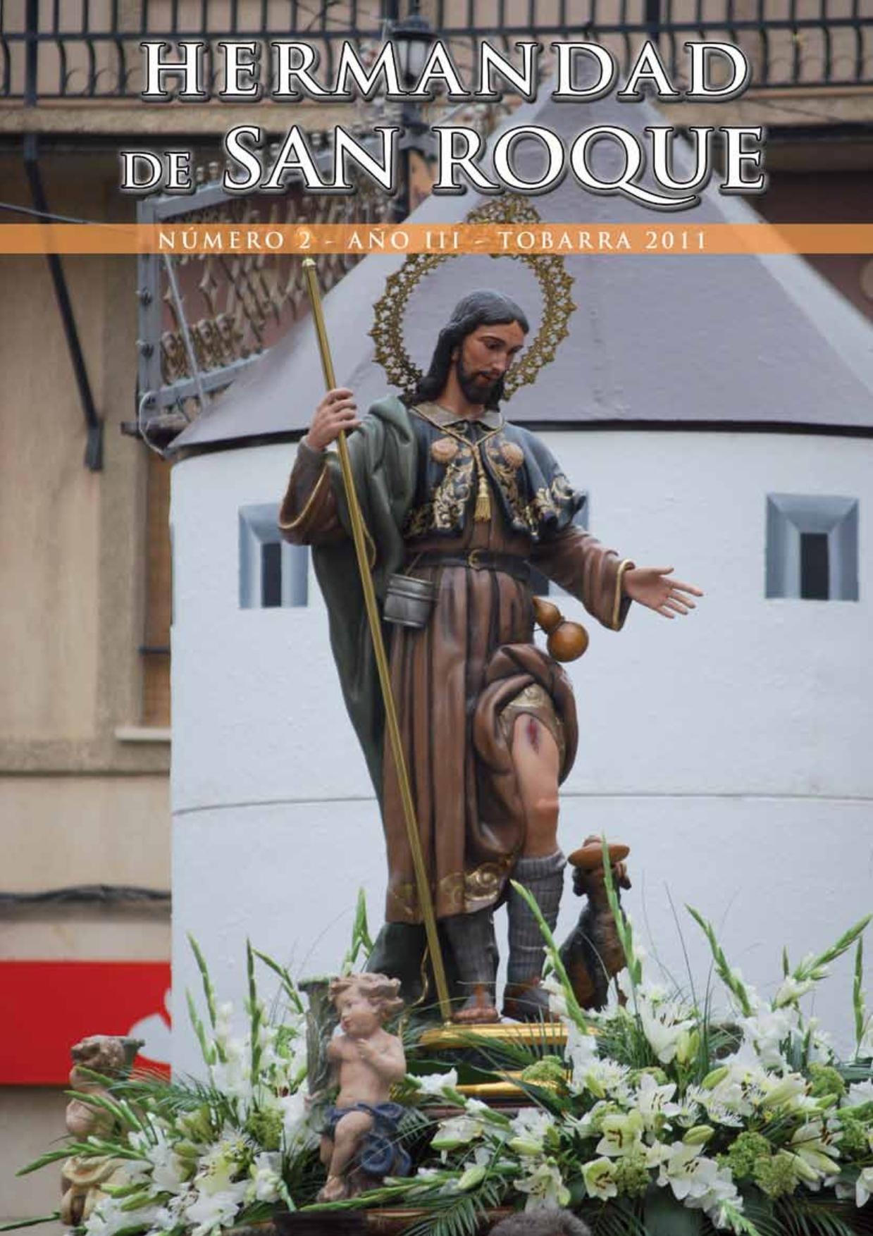 Hermandad de San Roque de Tobarra - nº 2 - 2011