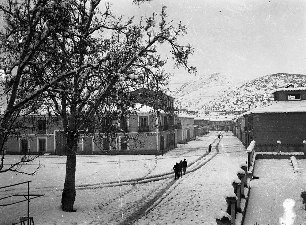 Nevada en Melchor de Macanaz