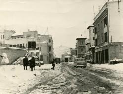 Nevada en calle Melchor de Macanaz