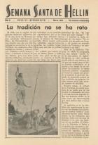 Hoja de Información de la Federación de Hermandades - 1949 - n2