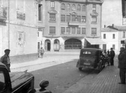 Teatro Victoria desde Juan Francisco Parras
